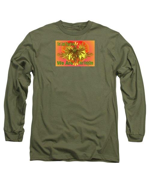 Alternative Medicine Long Sleeve T-Shirt