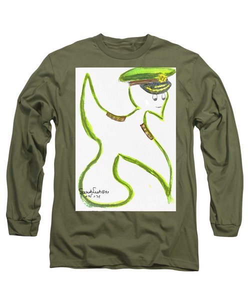 Aluf - General Long Sleeve T-Shirt