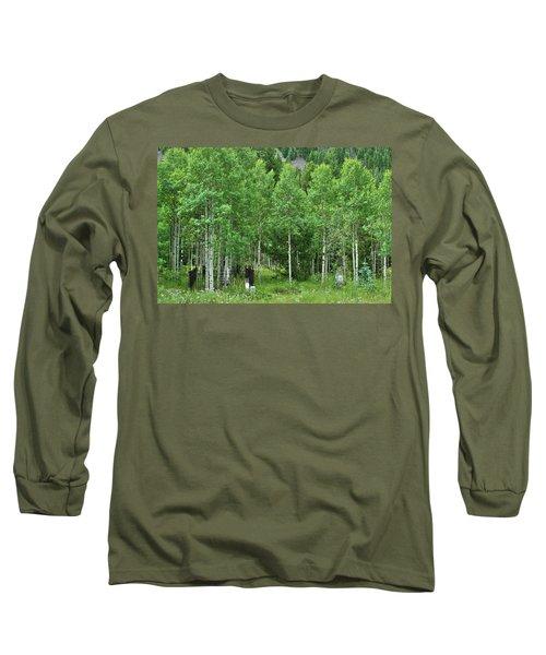 Alvarado Summer Long Sleeve T-Shirt