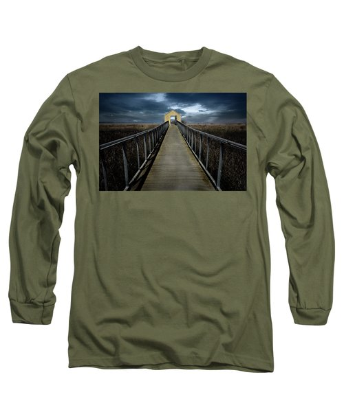 Alviso, California Long Sleeve T-Shirt