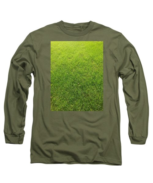 Always Greener Long Sleeve T-Shirt