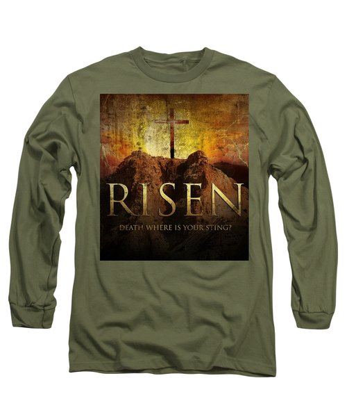 Always Risen Long Sleeve T-Shirt