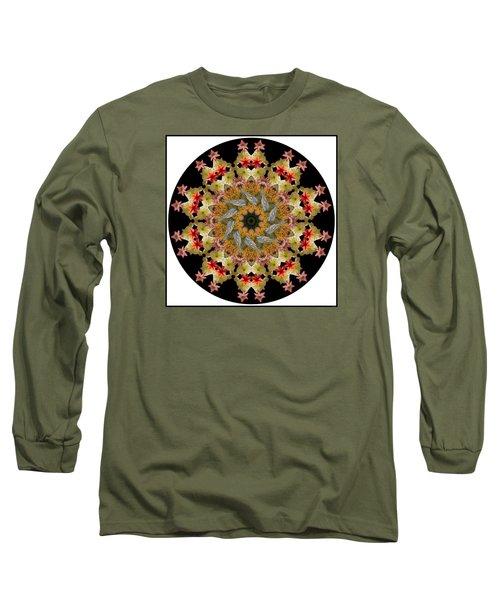 Amaryllis Bark Long Sleeve T-Shirt