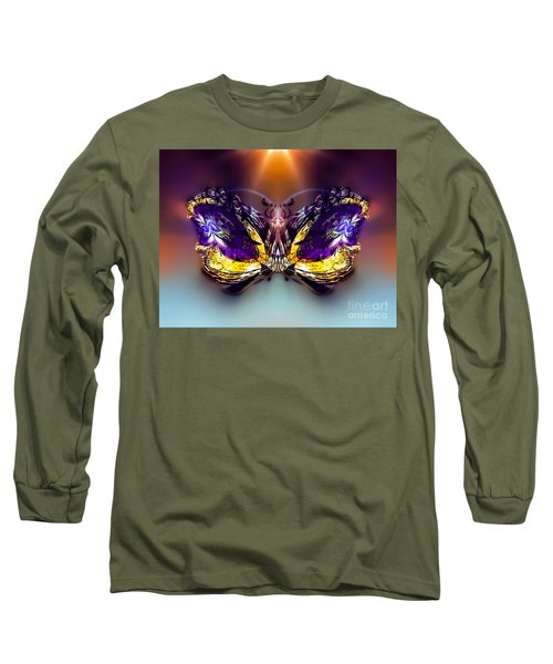 Amaryllis Darksparkle Long Sleeve T-Shirt