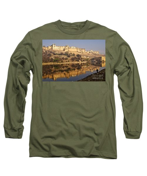 Amber Fort Long Sleeve T-Shirt