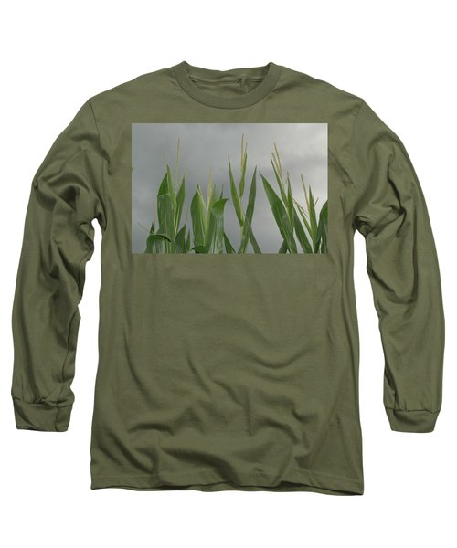 Amber Waves Long Sleeve T-Shirt