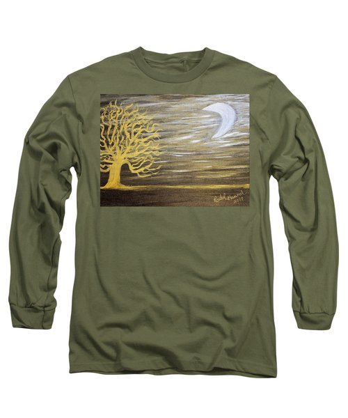 Ambient Night Long Sleeve T-Shirt