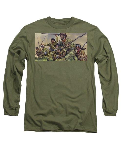 American Frontiersmen Long Sleeve T-Shirt