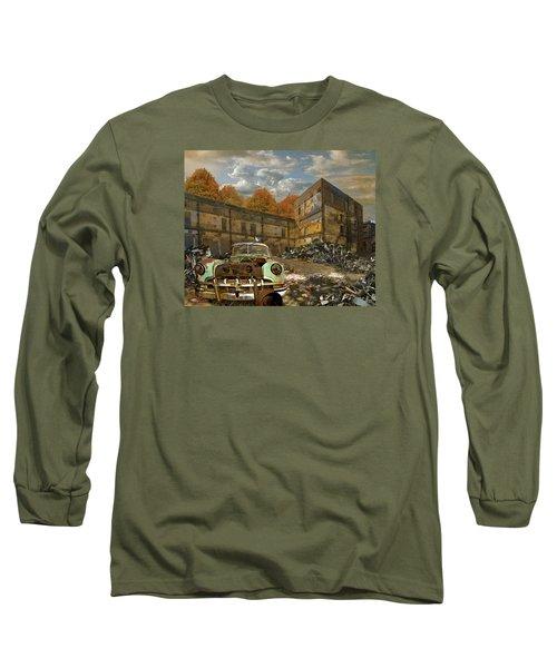 American Landscape Circa 2012 Long Sleeve T-Shirt