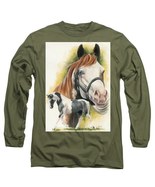 American Paint Long Sleeve T-Shirt