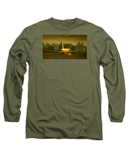 American Ready For Take-off Long Sleeve T-Shirt