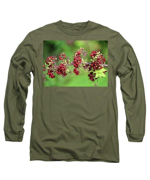 American Spikenard Long Sleeve T-Shirt