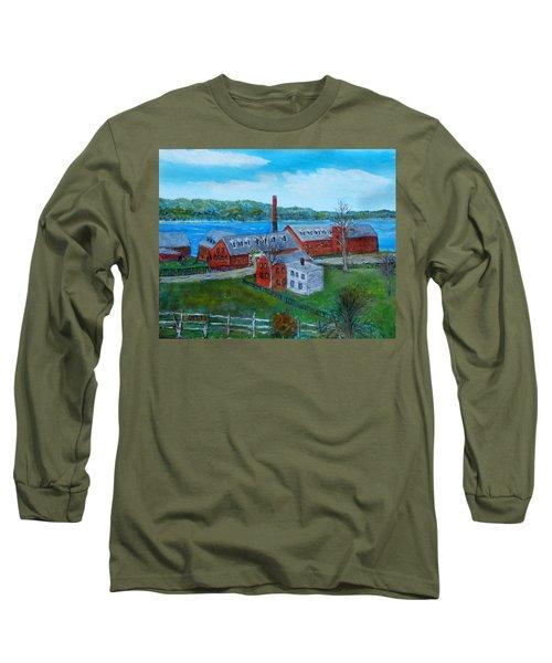 Amesbury Hat Shop Long Sleeve T-Shirt