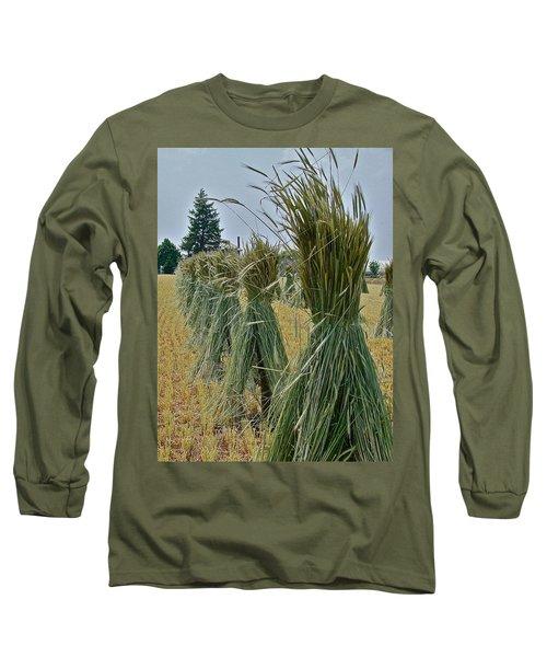 Amish Harvest Long Sleeve T-Shirt