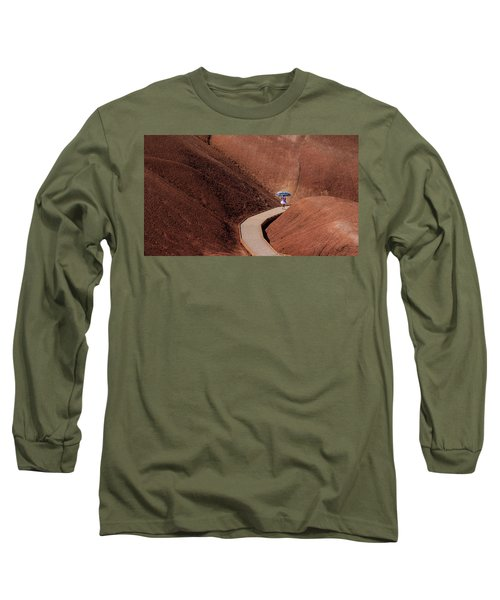 Among The Painted Hills Long Sleeve T-Shirt