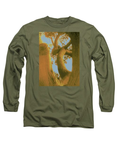 Among The Trees Long Sleeve T-Shirt