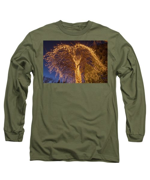 An Extrinsic Element  Long Sleeve T-Shirt by Bijan Pirnia