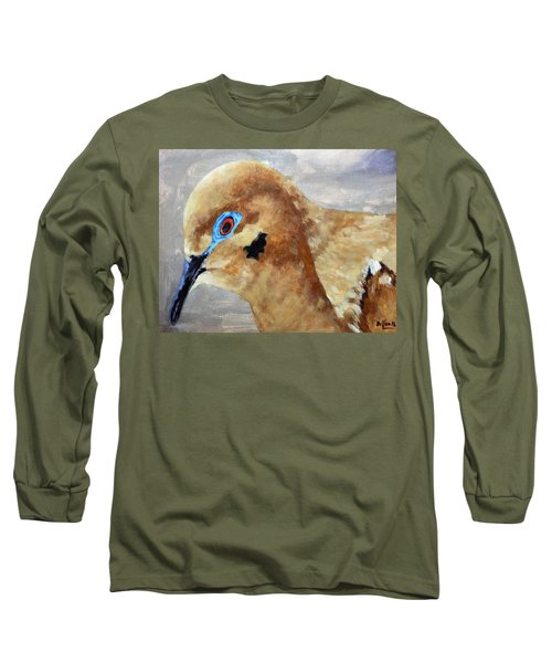 An Eye For Art Long Sleeve T-Shirt