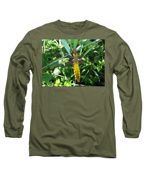 An Instant, A Beating Of Wings Long Sleeve T-Shirt