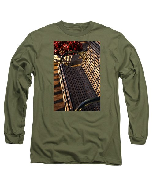 An Invitation To Rest Long Sleeve T-Shirt