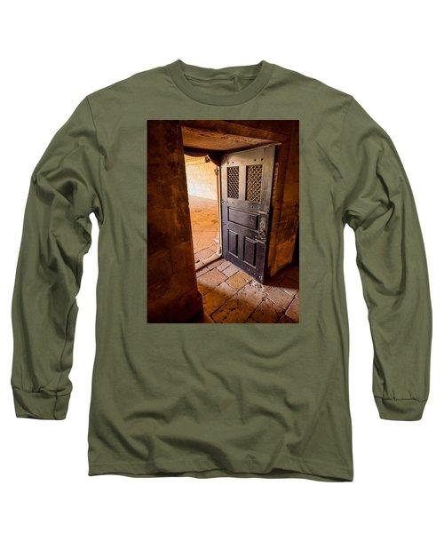 Ancient Door Long Sleeve T-Shirt