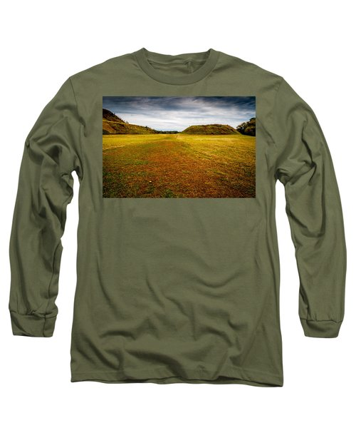 Ancient Indian Burial Ground  Long Sleeve T-Shirt
