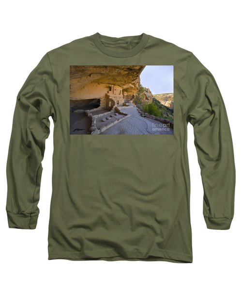 Ancient Kitchen Long Sleeve T-Shirt