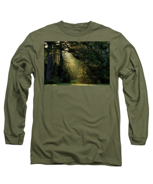 And A New Day Will Dawn... Long Sleeve T-Shirt
