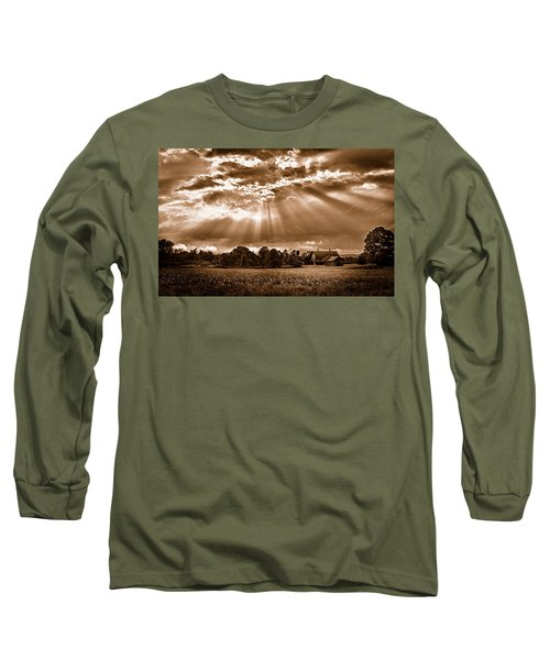 And The Heavens Opened 3 Long Sleeve T-Shirt