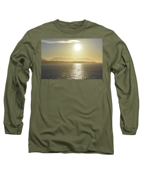 And The Sun Goes Down Long Sleeve T-Shirt