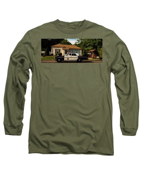 Andy And Barney Long Sleeve T-Shirt