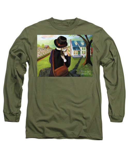 Andy's Home Long Sleeve T-Shirt