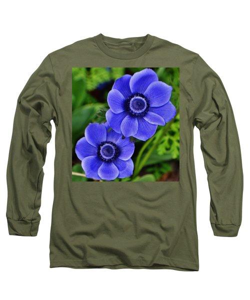 Anemone Nemorosa Long Sleeve T-Shirt