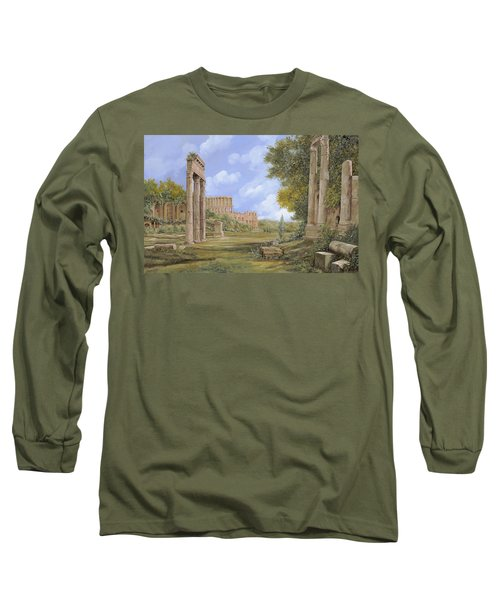 Anfiteatro Romano Long Sleeve T-Shirt
