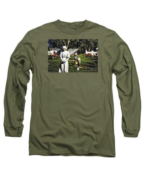 Angel 004 Long Sleeve T-Shirt