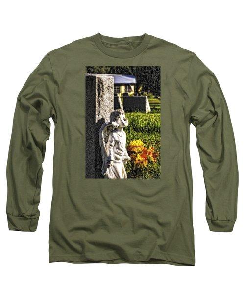 Angel 010 Long Sleeve T-Shirt