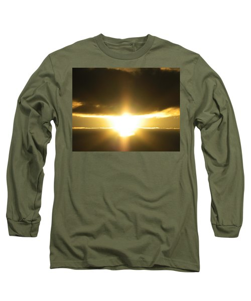 Angel Incoming Long Sleeve T-Shirt