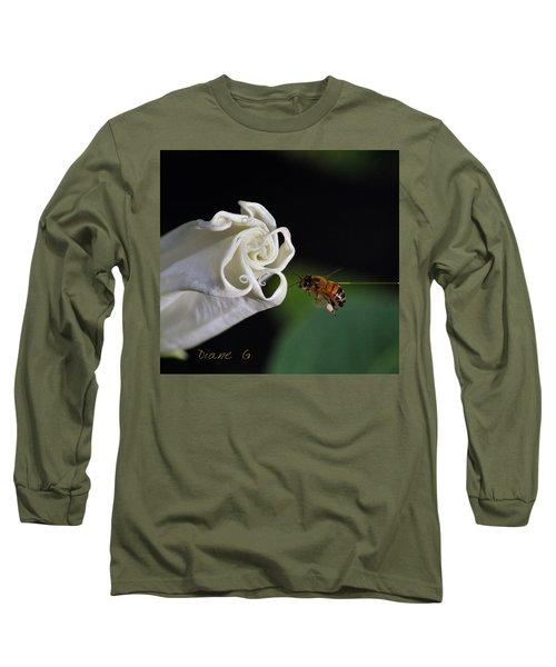 Angel Trumpet Long Sleeve T-Shirt