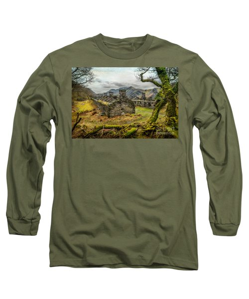 Anglesey Barracks Long Sleeve T-Shirt by Adrian Evans