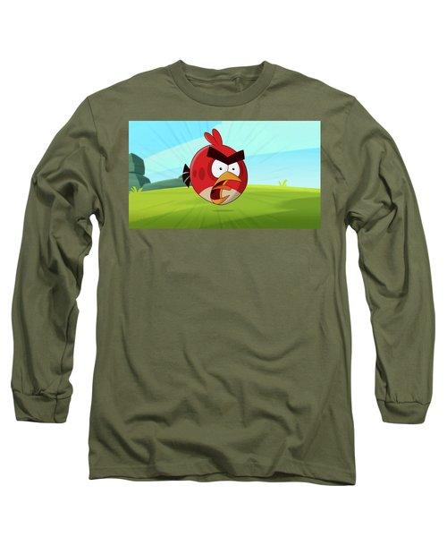 Angry Birds Long Sleeve T-Shirt