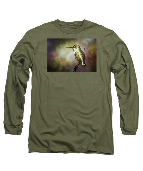 Anna's Hummingbird 2 Long Sleeve T-Shirt