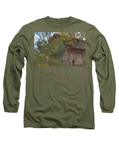 0001 - Annie's Barn I Long Sleeve T-Shirt
