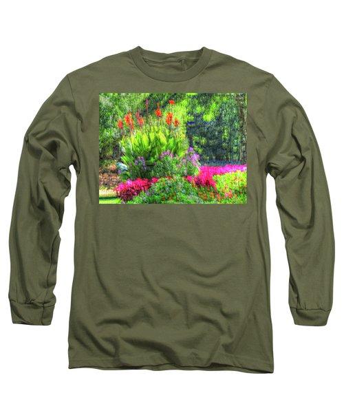 Annual Garden Long Sleeve T-Shirt