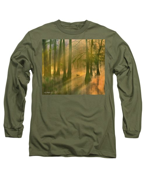 Another Day Long Sleeve T-Shirt by Tim Fitzharris