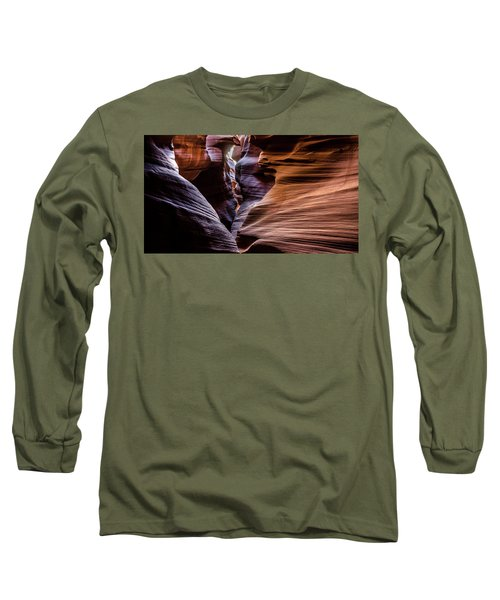 Antelope Canyon 8 Long Sleeve T-Shirt