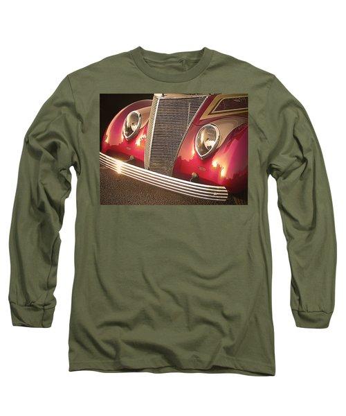 Antique Car Long Sleeve T-Shirt