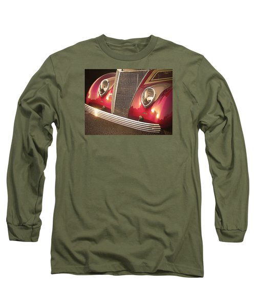 Antique Car Long Sleeve T-Shirt