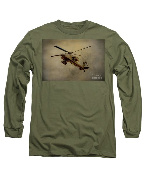 Apache Desert Takoff Long Sleeve T-Shirt