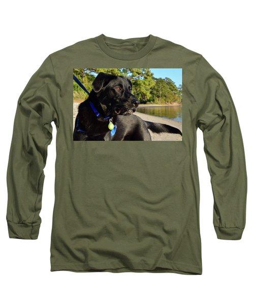 Apollo On The Beach Long Sleeve T-Shirt