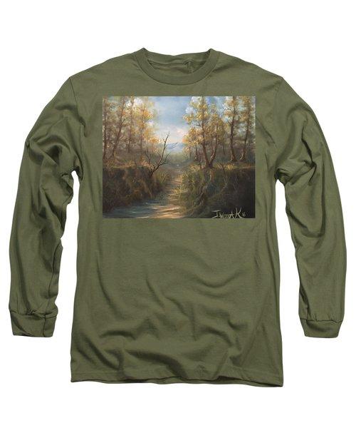 Appalachian View  Long Sleeve T-Shirt